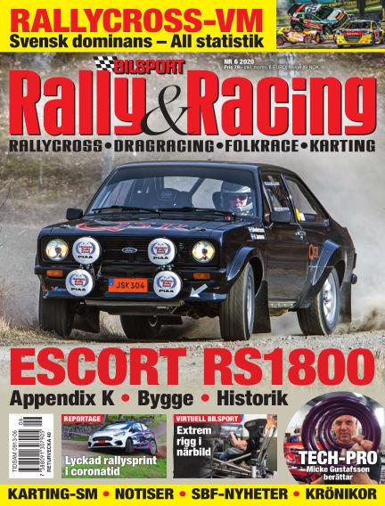 Bilsport Rally & Racing August 20, 2020 00:00
