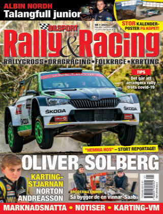 Bilsport Rally & Racing 2020-12-17