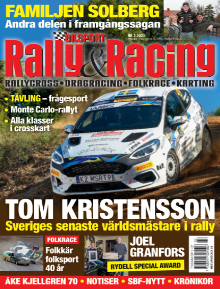 Bilsport Rally & Racing March 04, 2021 00:00