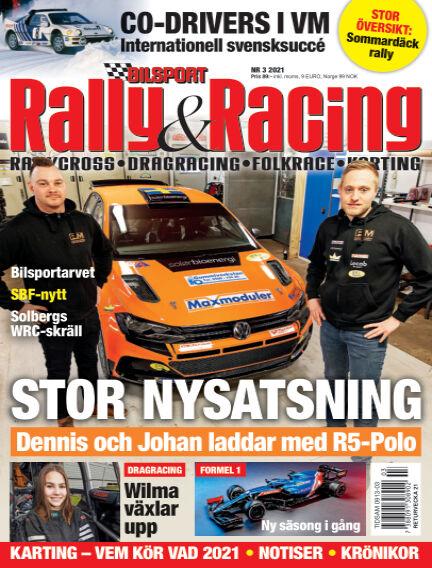 Bilsport Rally & Racing April 15, 2021 00:00