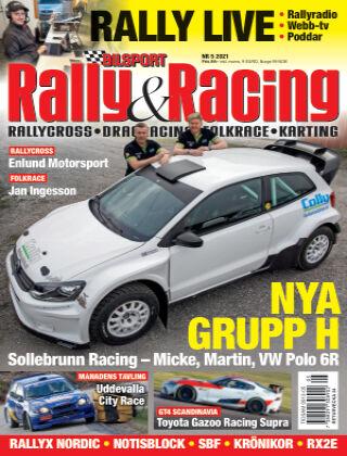 Bilsport Rally & Racing 2021-07-08