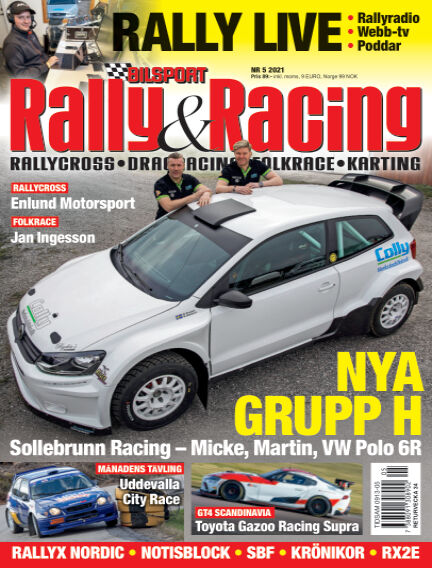 Bilsport Rally & Racing July 08, 2021 00:00