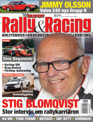 Bilsport Rally & Racing 2021-08-26