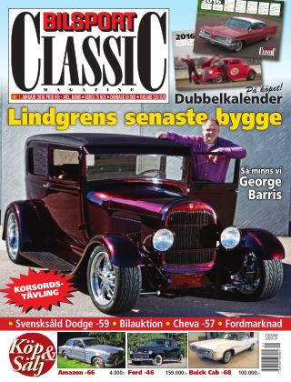Bilsport Classic 2015-12-15