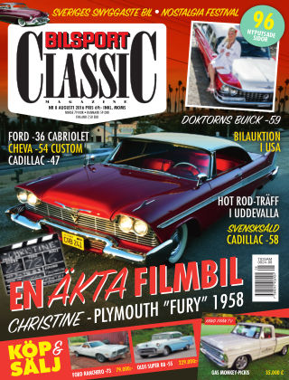 Bilsport Classic 2016-07-19