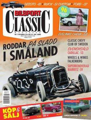 Bilsport Classic 2016-10-25