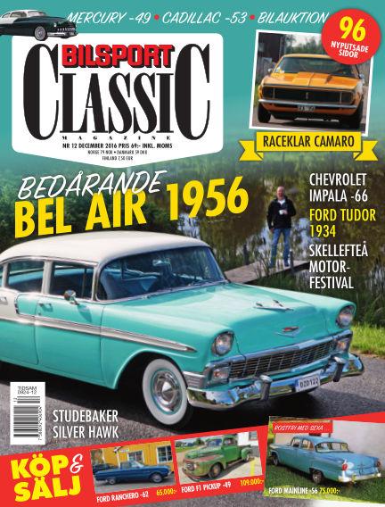 Bilsport Classic November 22, 2016 00:00