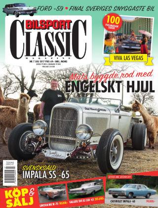 Bilsport Classic 2017-06-20