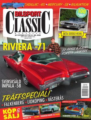 Bilsport Classic 2017-08-29