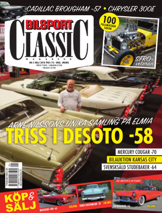Bilsport Classic 2018-04-24