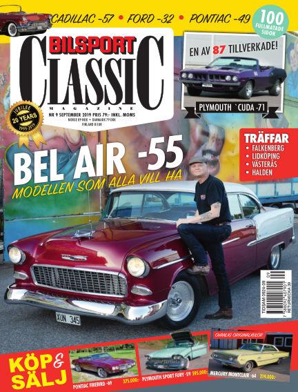 Bilsport Classic August 27, 2019 00:00