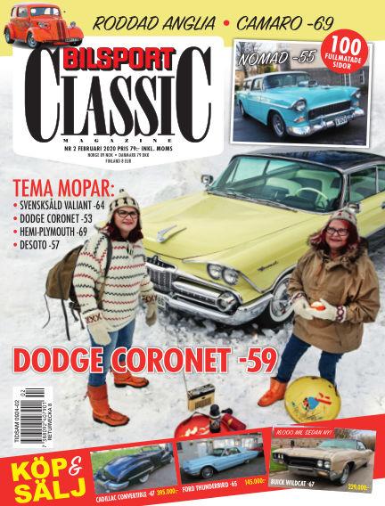 Bilsport Classic January 21, 2020 00:00