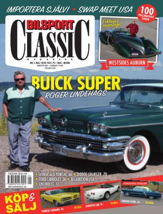 Bilsport Classic 2020-04-14