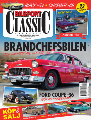 Bilsport Classic 2020-05-12