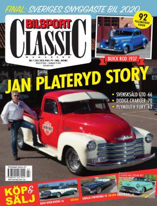 Bilsport Classic 2020-06-16