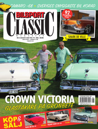 Bilsport Classic 2020-07-14