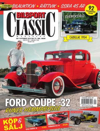Bilsport Classic 2020-08-25