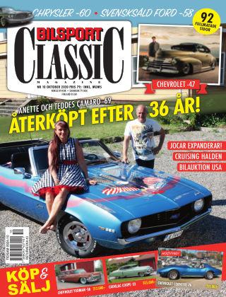 Bilsport Classic 2020-09-22