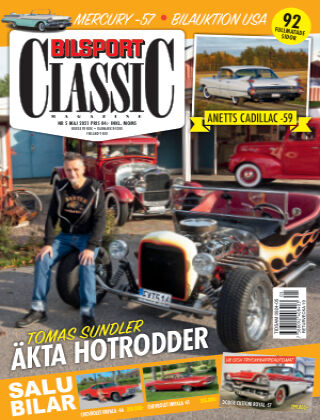 Bilsport Classic 2021-04-13