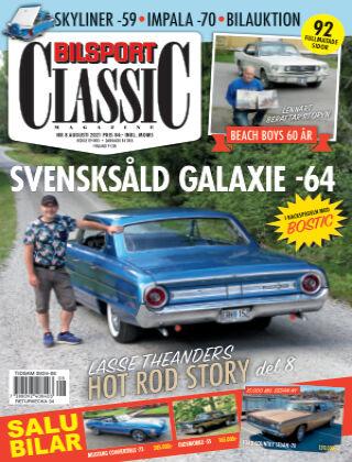 Bilsport Classic 2021-07-13