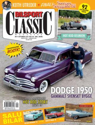 Bilsport Classic 2021-08-24