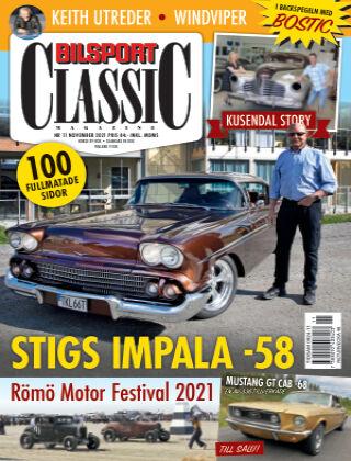 Bilsport Classic 2021-10-19