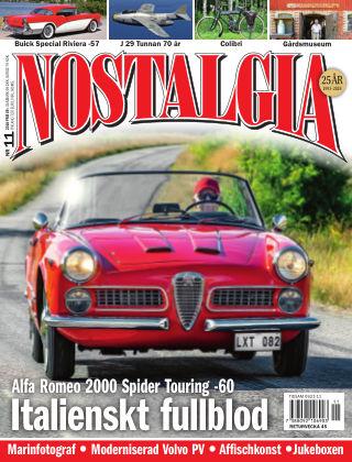 Nostalgia 2018-10-11