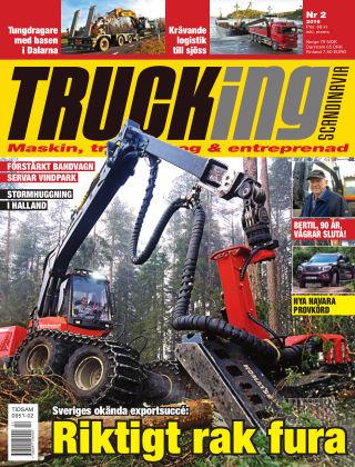 Trucking Scandinavia 2016-01-19