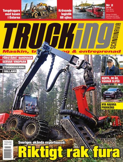 Trucking Scandinavia January 19, 2016 00:00
