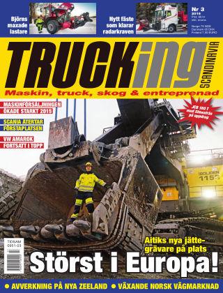 Trucking Scandinavia 2016-02-16