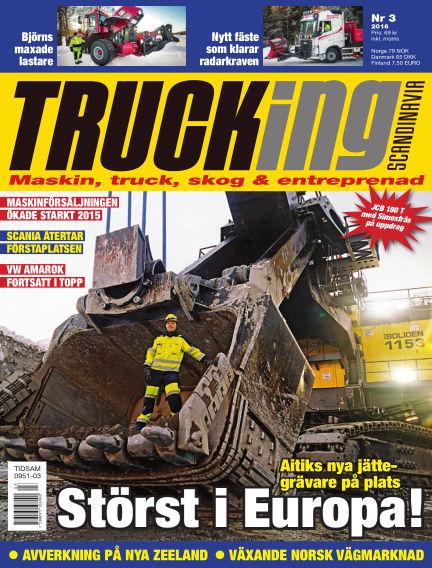 Trucking Scandinavia February 16, 2016 00:00