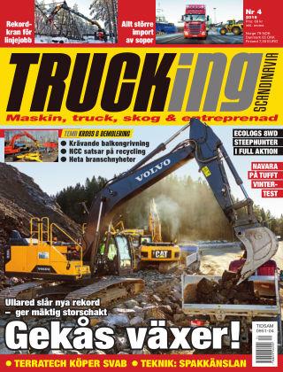 Trucking Scandinavia 2016-03-15