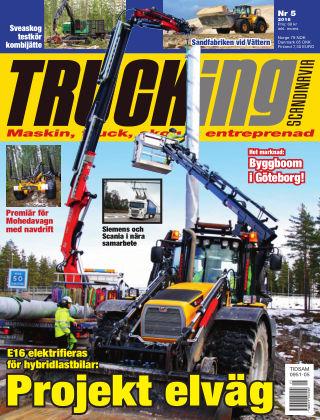 Trucking Scandinavia 2016-04-12