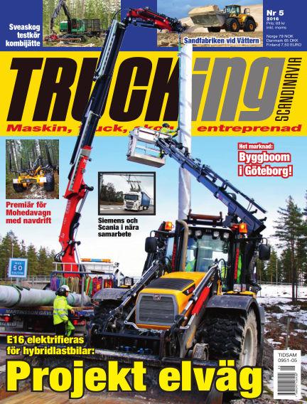 Trucking Scandinavia April 12, 2016 00:00