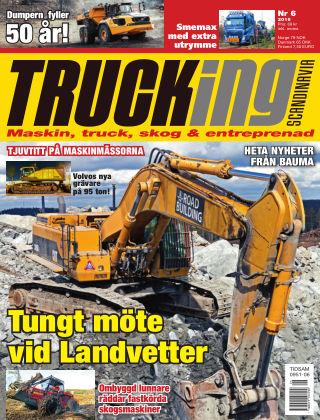 Trucking Scandinavia 2016-05-17