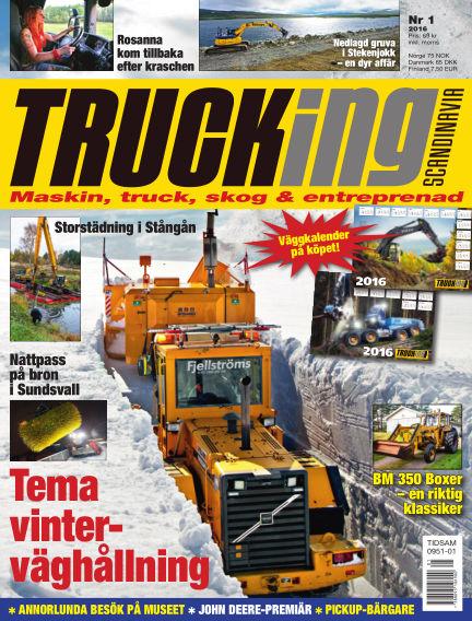Trucking Scandinavia December 08, 2015 00:00