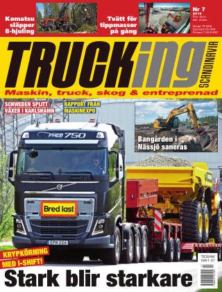 Trucking Scandinavia 2016-06-14