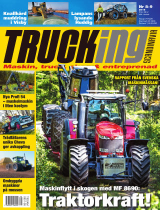Trucking Scandinavia 2016-07-12