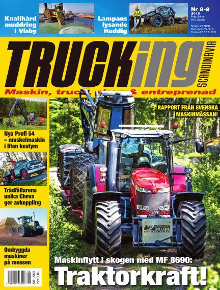 Trucking Scandinavia July 12, 2016 09:06