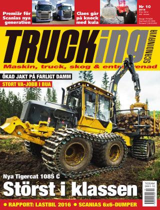 Trucking Scandinavia 2016-09-06