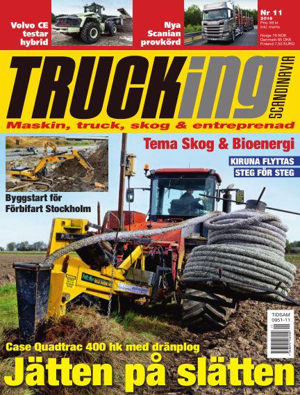 Trucking Scandinavia October 11, 2016 00:00
