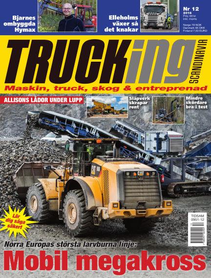 Trucking Scandinavia November 08, 2016 00:00