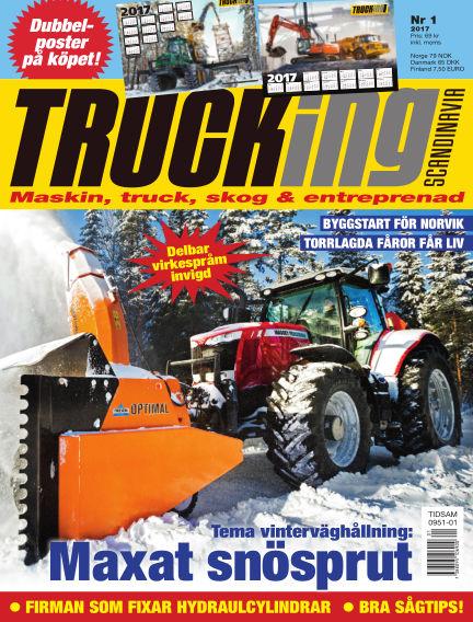 Trucking Scandinavia December 20, 2016 16:33