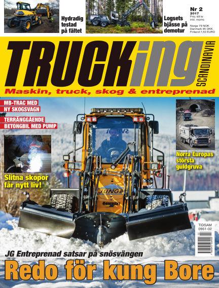 Trucking Scandinavia January 31, 2017 00:00