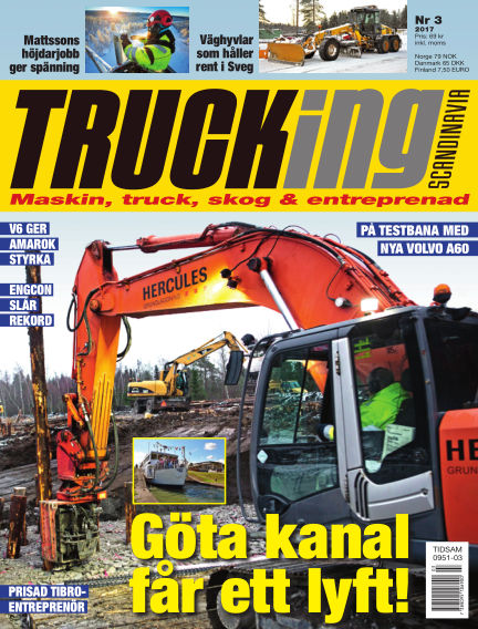Trucking Scandinavia February 28, 2017 00:00