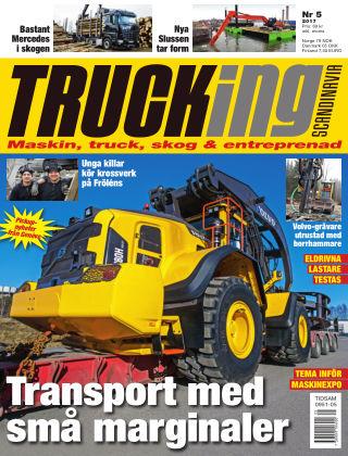 Trucking Scandinavia 2017-04-25