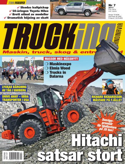 Trucking Scandinavia June 20, 2017 00:00