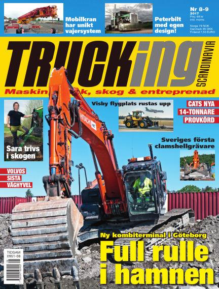 Trucking Scandinavia July 18, 2017 00:00