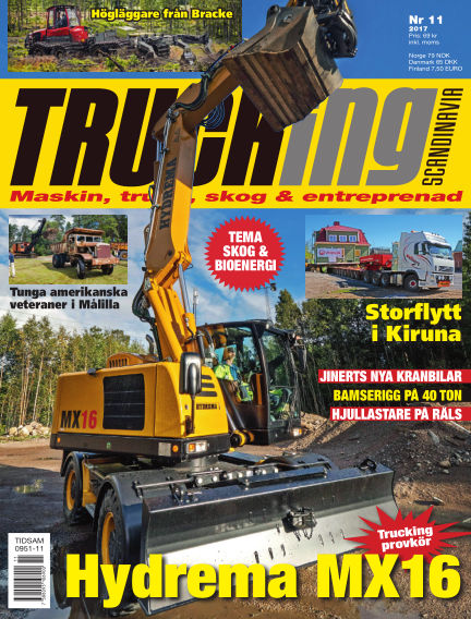 Trucking Scandinavia October 10, 2017 00:00