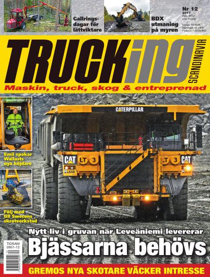 Trucking Scandinavia November 07, 2017 00:00